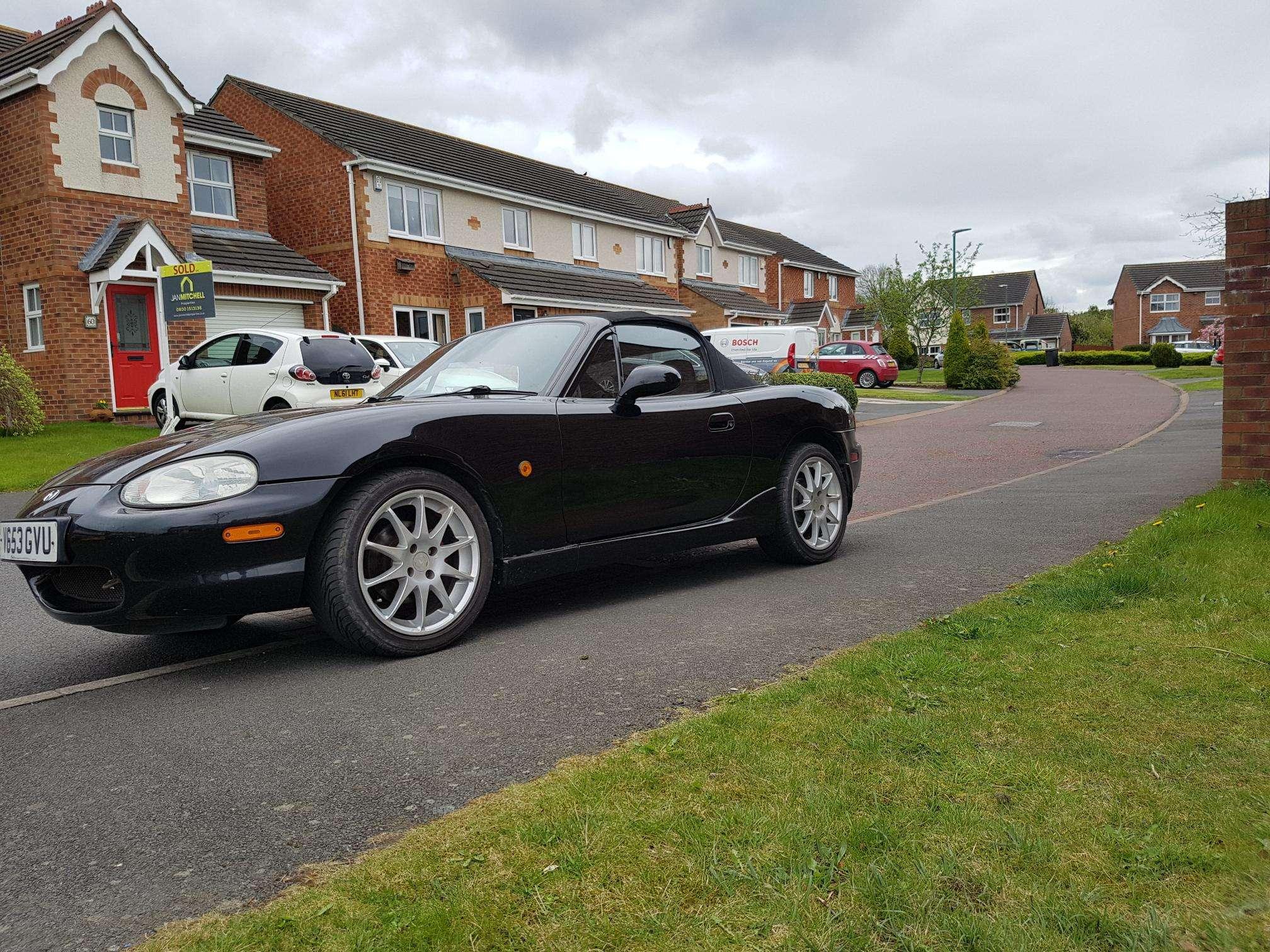 1999 MK2 RS - #AIN'TGOTNONAME | Mighty5s UK MX5 Forum